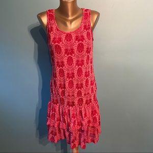 Merrell women's ruffled dress